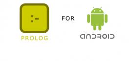 تطبيق البرمجة المنطقية للأندرويد Prolog