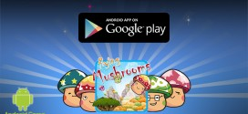 لعبة Flying Mushrooms